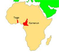 Kamerun und Togo